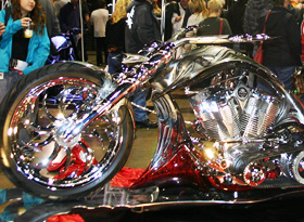 Choppers & Custom Bikes Hall 5