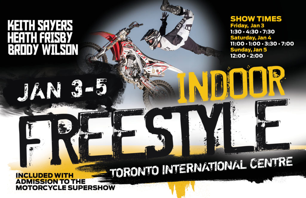 Live Freestyle Shows